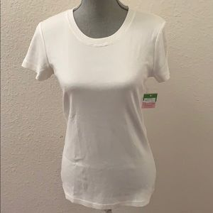 New With Tag Lilly Pulitzer White Pima Top Medium